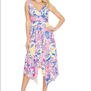 "Lilly Pulitzer ""Sloane"" Midi Dress"